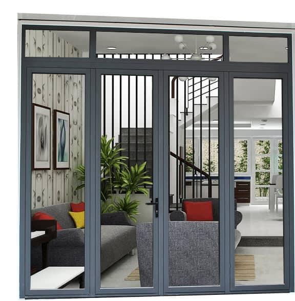 Gợi ý chọn cửa sổ và cửa ra vào bằng nhôm cho ngôi nhà bạn