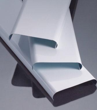 Lam chắn nắng chữ C - Giải pháp cho công trình hiện đại